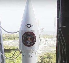 Atlas V вывела на орбиту спутник GEO-3 системы слежения SBIRS [видео]