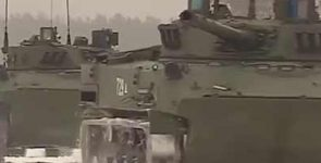 ВДВ получили первый батальонный комплект БМД-4М и БТР-МДМ [видео]