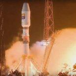 РН «Союз-СТ-Б» успешно вывела на орбиту спутник Hispasat AG-1 [видео]
