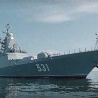 Корвет «Совершенный» вышел в море для проведения ЗХИ [видео]