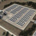 Tesla запустила резервное хранилище энергии на литий-ионных аккумах [фото]
