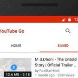 Приложение YouTube Go — что в нём такого, и где скачать?