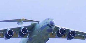 Ил-76МД-90А: характеристики статической прочности подтверждены официально [видео]