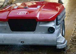 Discovery 120 Collector — автономный робот для уборки навоза [видео]