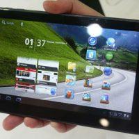Женский планшет Acer Iconia Tab A100 в продаже с мая