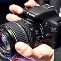 Canon 550D: технические и функциональные характеристики
