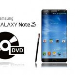 Как загрузить и посмотреть фильм с DVD на смартфоне Samsung Galaxy Note 3