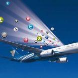 Глобальный воздушный WiFi от Honeywell: YouTube, Skype и все остальное — в каждый самолет