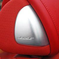 Luxury-седан  с аудиосистемой Bose