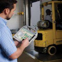 Защищенный планшет Panasonic Toughbook H1 Field представлен официально
