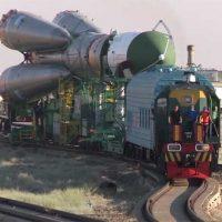 Запуск ракеты-носителя Союз-У со спутником Прогресс М-28М [прямая трансляция]