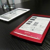 SONY PRS-505/RC + SD 2Gb