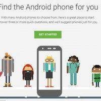 Сервис Which Phone: Google посоветует, какой смартфон подходим именно вам