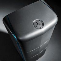 Mercedes-Benz выпускает бытовую аккумуляторную систему