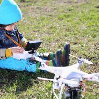 Дрон 12+ или лучший детский квадрокоптер: TOP5 [видео]