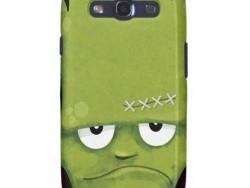 Как украсить свой Samsung Galaxy S3 к Хэллоуину - чехол с Франкенштейном