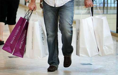 30 млн. американцев уже покупают подарки на Рождество