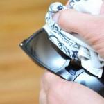 Царапины на очках с поляризацией: как заполировать