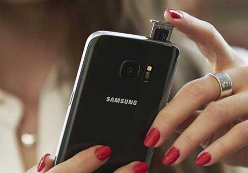 Переместить приложения на карту памяти в Galaxy S7 и S7 Edge