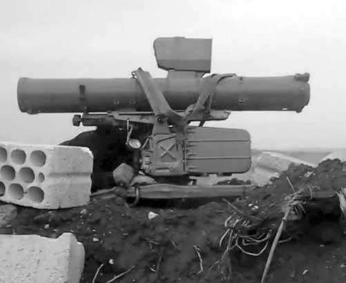 США опубликовали часть данных о номенклатуре вооружений, поставленных сирийским боевикам