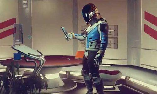 Гипердвигатель в No Man Sky: вопросы создания и обслуживания [видео]