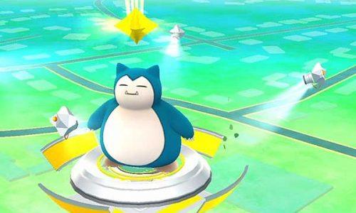 Снорлакс в Pokemon Go: как его победить, и почему нужны два покемона