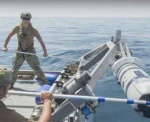 Японские власти готовят правила применения подводных дронов