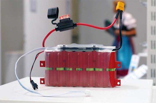 Безопасные батареи гироскутеров от Hama — #HoverBoards