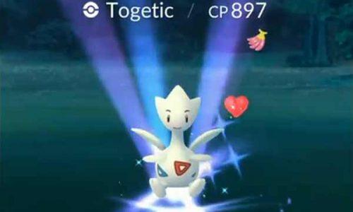 Тогетик в Pokemon Go: поймай его, если ультраболов хватит [видео]