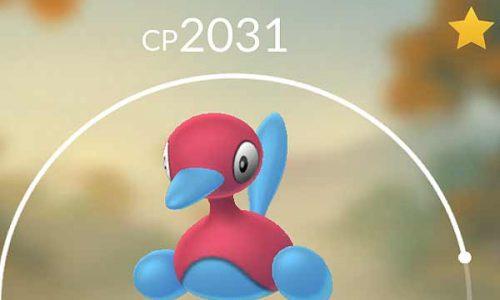 Эволюция Поригон в Поригон2 и о новых спецпредметах в Pokemon Go [видео]