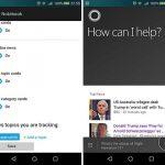 Android Cortana: как она выглядит и как ею пользоваться