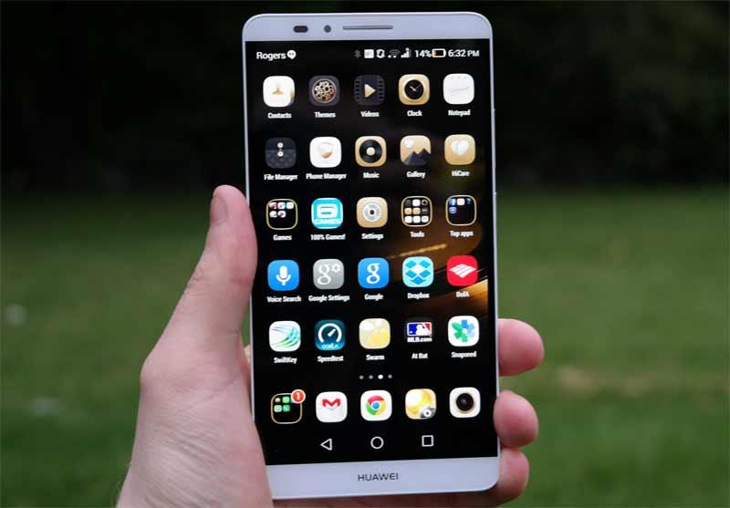 Тройка лучших смартфонов с 6-дюймовыми экранами