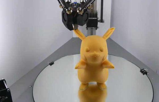 Обзор 3D-принтера Prism Special с обновленной модификацией