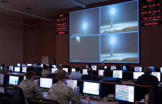ВВС США произвели запуск МБР Minuteman III [видео]