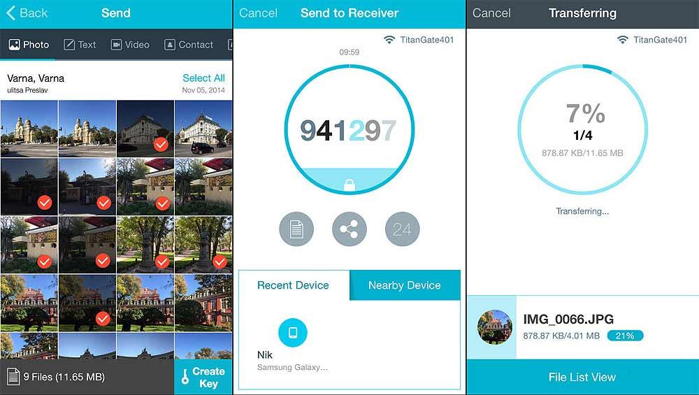 Пять фото и больше: как пересылать фотки с iPhone по электронке оптом