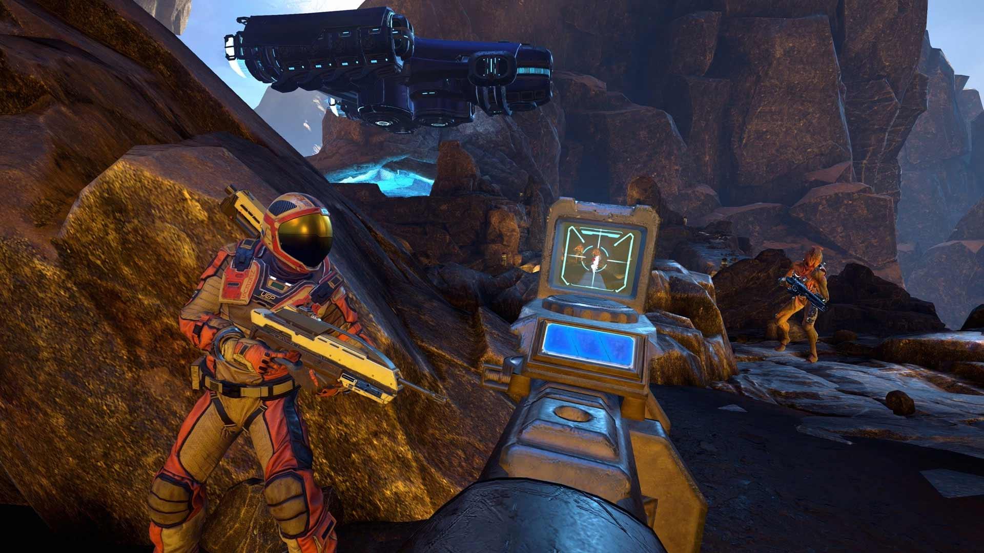 Farpoint для PS VR: да, может не всё понравиться, но есть такие моменты... - #Farpoint