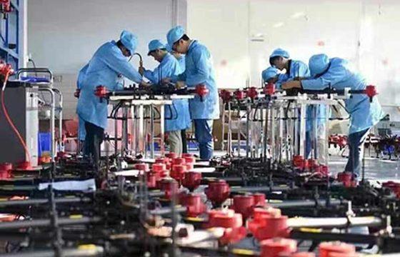 Завод по производству роботов Boshihao в МЦПС «Хоргос» сдан в эксплуатацию
