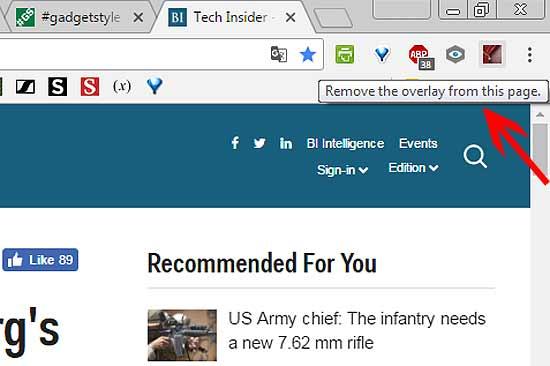 Как быстро закрывать всплывающие окна на сайтах в Chrome и Firefox
