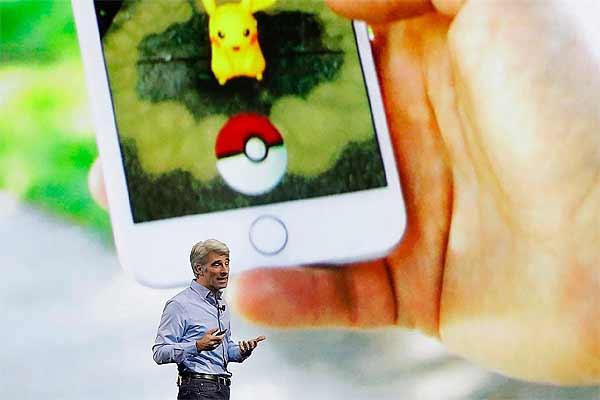 Эволвить Pokemon Go будет Apple ARkit [видео]