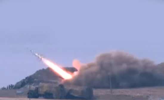 ВС КНДР произвели запуск нескольких крылатых ПКР