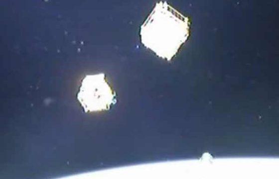 Индийская РН PSLV-C38 вывела на орбиту 31 спутник [видео]