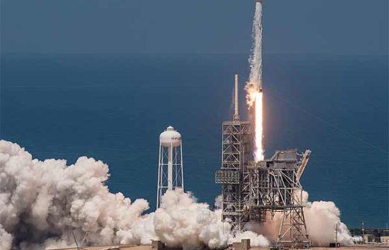 Falcon 9 вывел на орбиту болгарский спутник BulgariaSat-1 [видео]