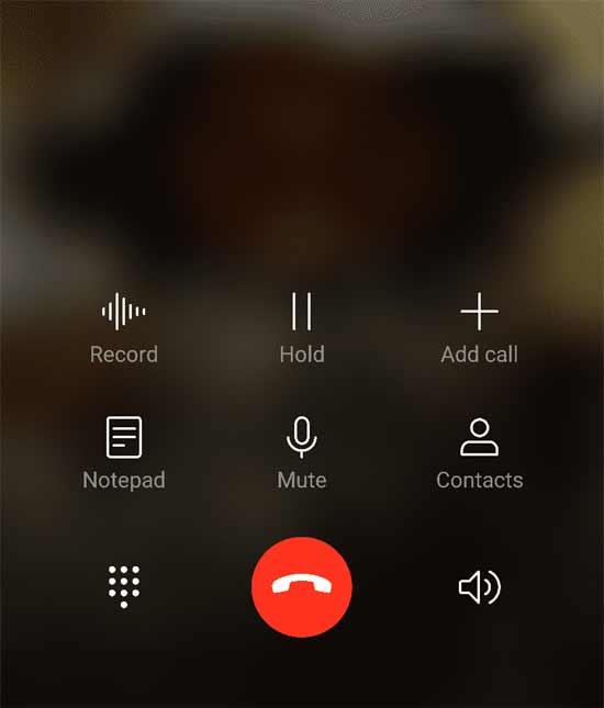 Как включить запись звонков на HuaweiP10 и P10 Plus без приложений