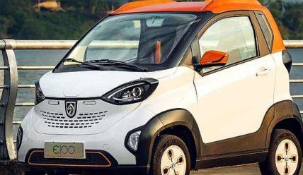 Baojun E100 — самый дешевый электромобиль в мире