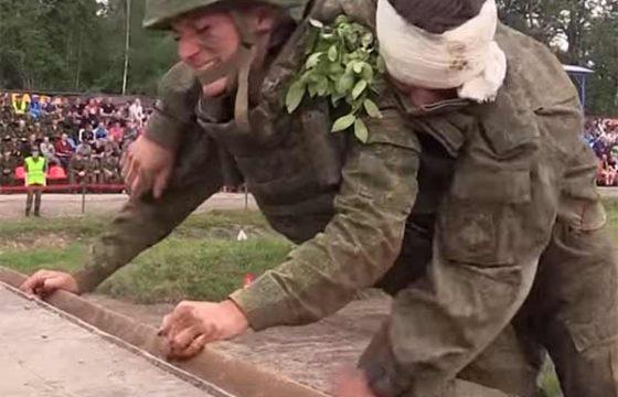 Самые зрелищные эпизоды АрМИ-2017 [видео]