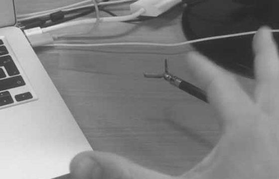"""Свой маленький """"da Vinci"""" на Arduino и Leap Motion: как это может быть [видео]"""