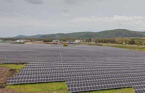 Первая электростанция на выпущенных в РФ гетероструктурных модулях начала работу на на Алтае [видео]