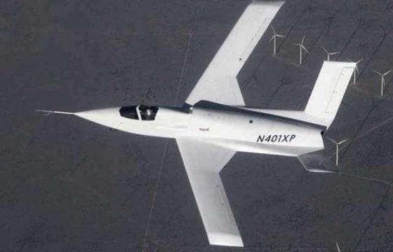 Scaled Composites успешно испытала прототип Model 401 [видео]