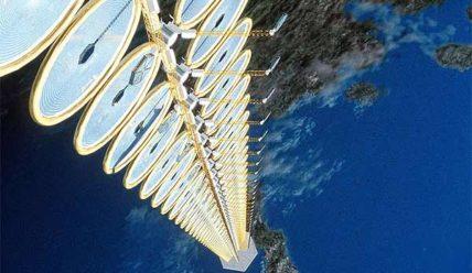 Китай начал строить базу для развития космических СЭС