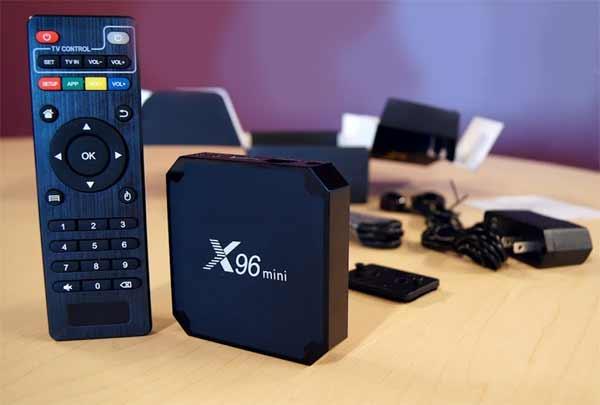 Обзор телевизионной Андроид-приставки X96 Mini